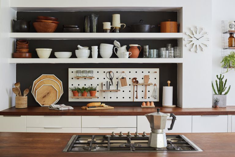 Kitchen storage ideas: 25 space-saving solutions | Real Homes