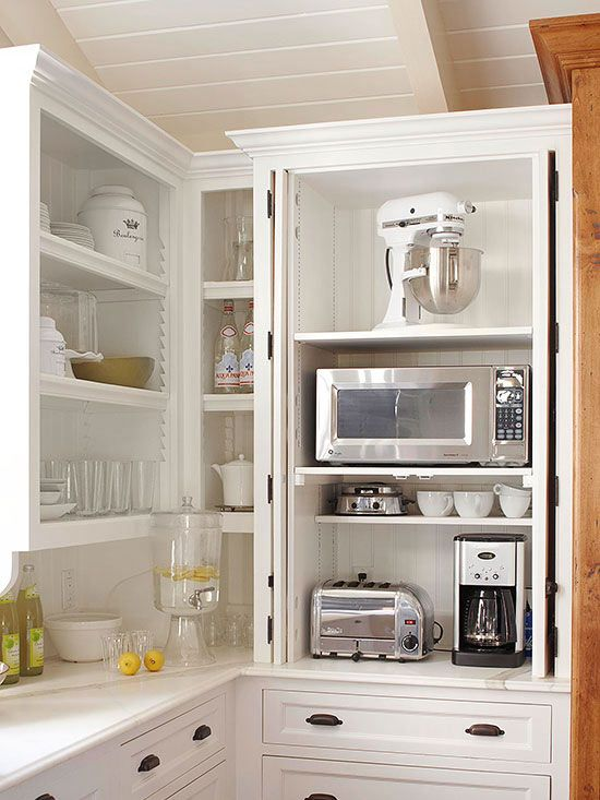 Storage-Packed Cabinets and Drawers | Smart Storage Solutions