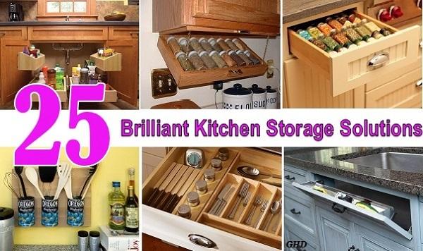 The Best Kitchen Storage Solutions