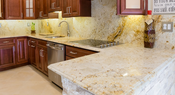 How To Keep Your Stone Kitchen Countertops Damage-Free - Let's Get