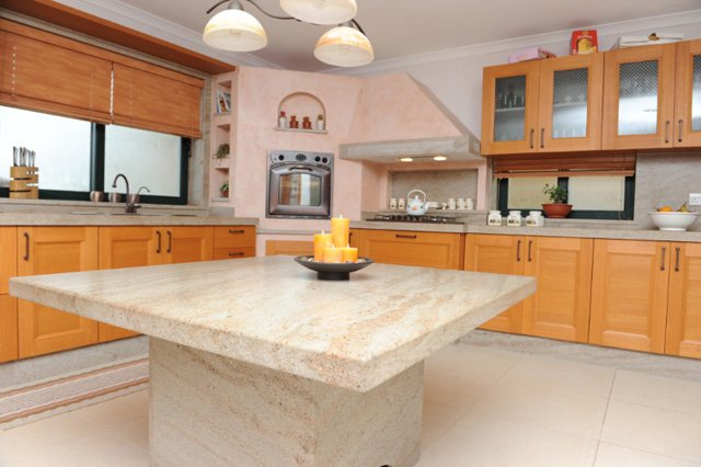 Kitchen Tops Malta | Granite Kitchen Tops Malta | Marble Kitchen