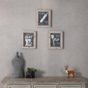 Small Kitchen Wall Decor | Wayfair