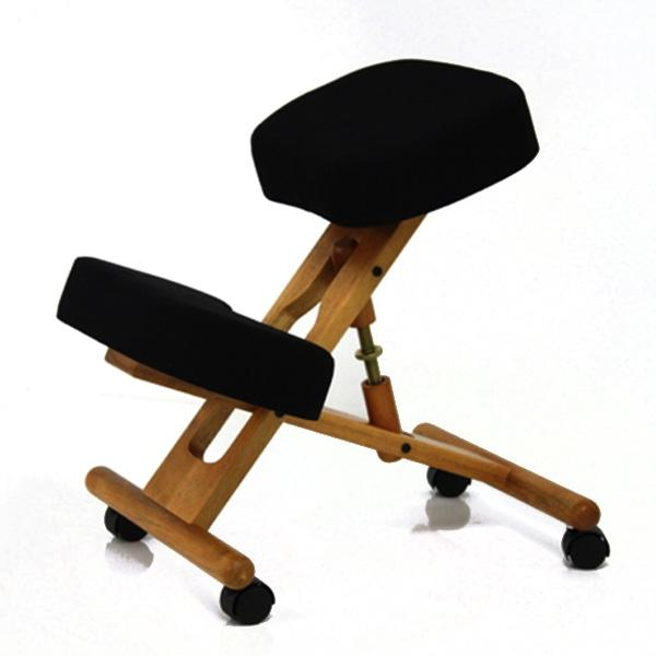 Classic Wooden Kneeling Chair - Relax The Back