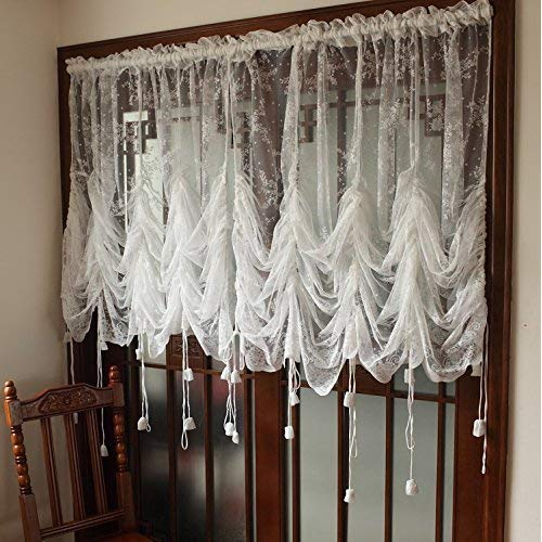This is why you should use Lace curtains