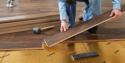 Laminate Flooring & Accessories