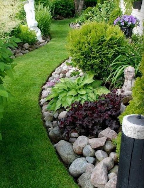 30 Beautiful Backyard Landscaping Design Ideas | Home ideas | Garden