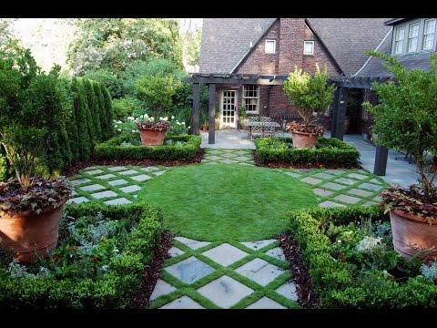 Backyard Garden Design Ideas - Best Landscape Design Ideas - YouTube