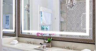 Large Bathroom Mirror | Houzz