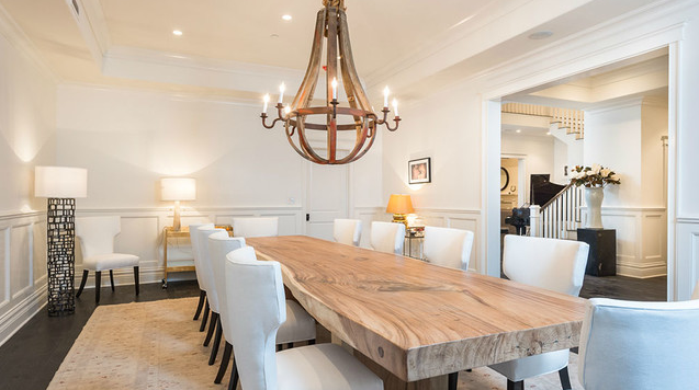 extra large dining table seats 20 - Google Search | For the Home