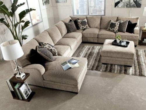 undefined- HOM furniture sectional sofa u2026 | Living Room in 2019u2026