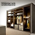 Ideas in Latest Closet Designs