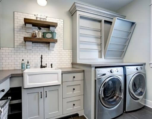 33+) Best Laundry Room Sink Ideas & Kitchen Sink Buying Guide