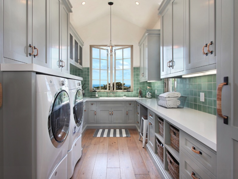 10 Professional Laundry Room Ideas | Freshome.com®