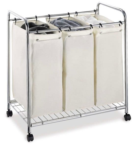 Shop Organize It All 3-section Laundry Sorter - Free Shipping Today
