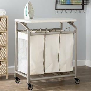 4 Section Laundry Sorter | Wayfair