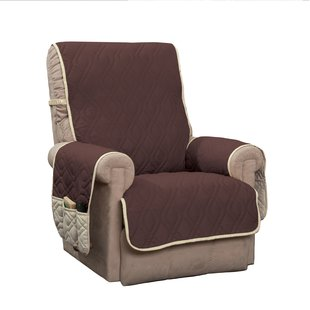 Leather Recliner Slip Covers | Wayfair