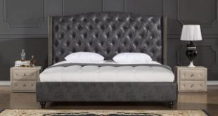 Buy Leather Beds Online at Overstock | Our Best Bedroom Furniture Deals