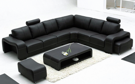 Modern Corner Chaise Sofa Sale UK - Contemporary & Luxury Italian