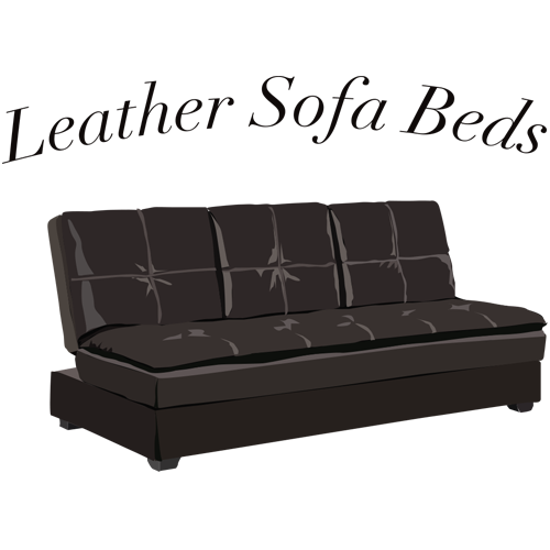 Leather Futon Couch | Leather Futon Sofa Beds | Leather Sofa Beds