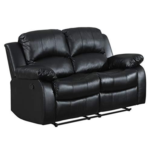 Leather Loveseat Sleeper: Amazon.com
