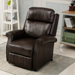 Leather Power Recliners You'll Love | Wayfair