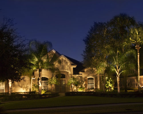 Kichler Outdoor LED Landscape Lighting in Winter Park, FL