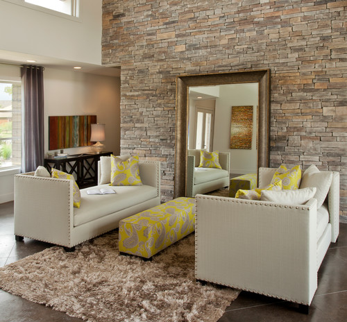 Inspirations in Decorating the Living Room with Mirrors