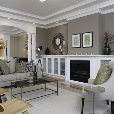 Ideas for Living Room Colors: Paint Palettes and Color Schemes
