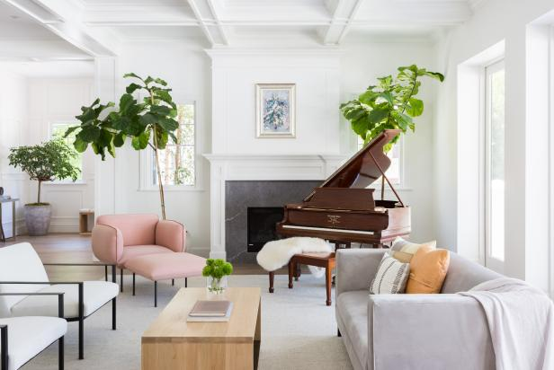 Get An Idea Of The Living Room Paint   Colors