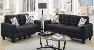 Fabric Living Room Sets | Wayfair