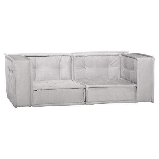 Cushy Lounge Loveseat Set (65