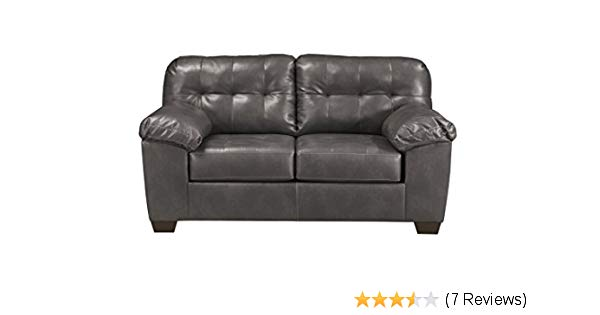 Amazon.com: Ashley Furniture Signature Design - Alliston DuraBlend
