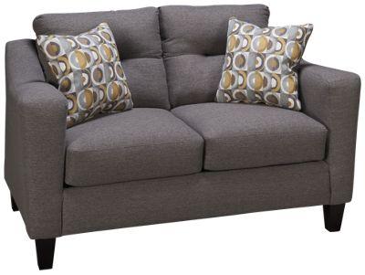 Fusion Furniture-Mica-Fusion Furniture Mica Loveseat - Jordan's