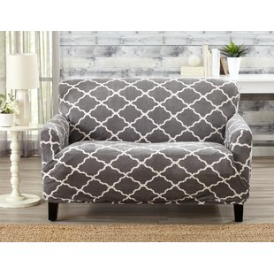 Loveseat Slipcovers You'll Love | Wayfair