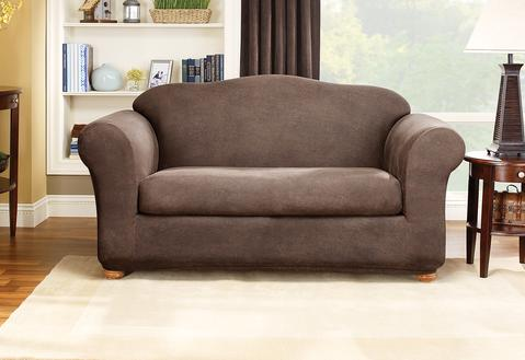 Loveseat Slipcovers , Furniture Covers | SureFit