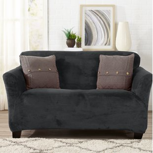 3 Piece Loveseat Slipcover | Wayfair