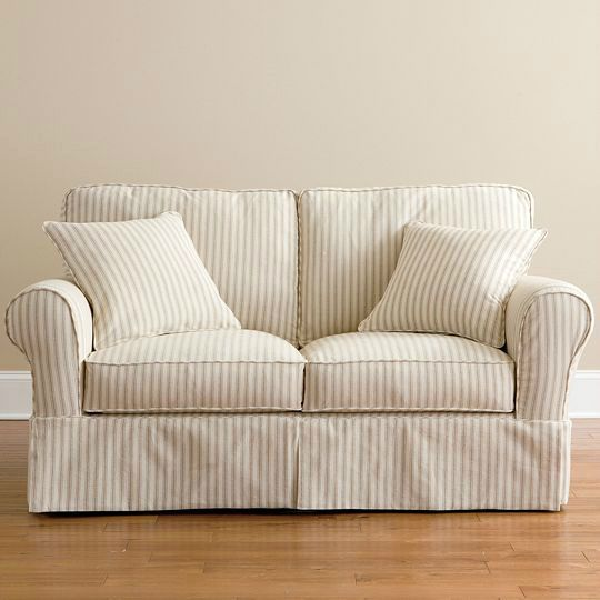 Slipcovers for Sofas and Loveseats | Cooking | Pinterest | Loveseat