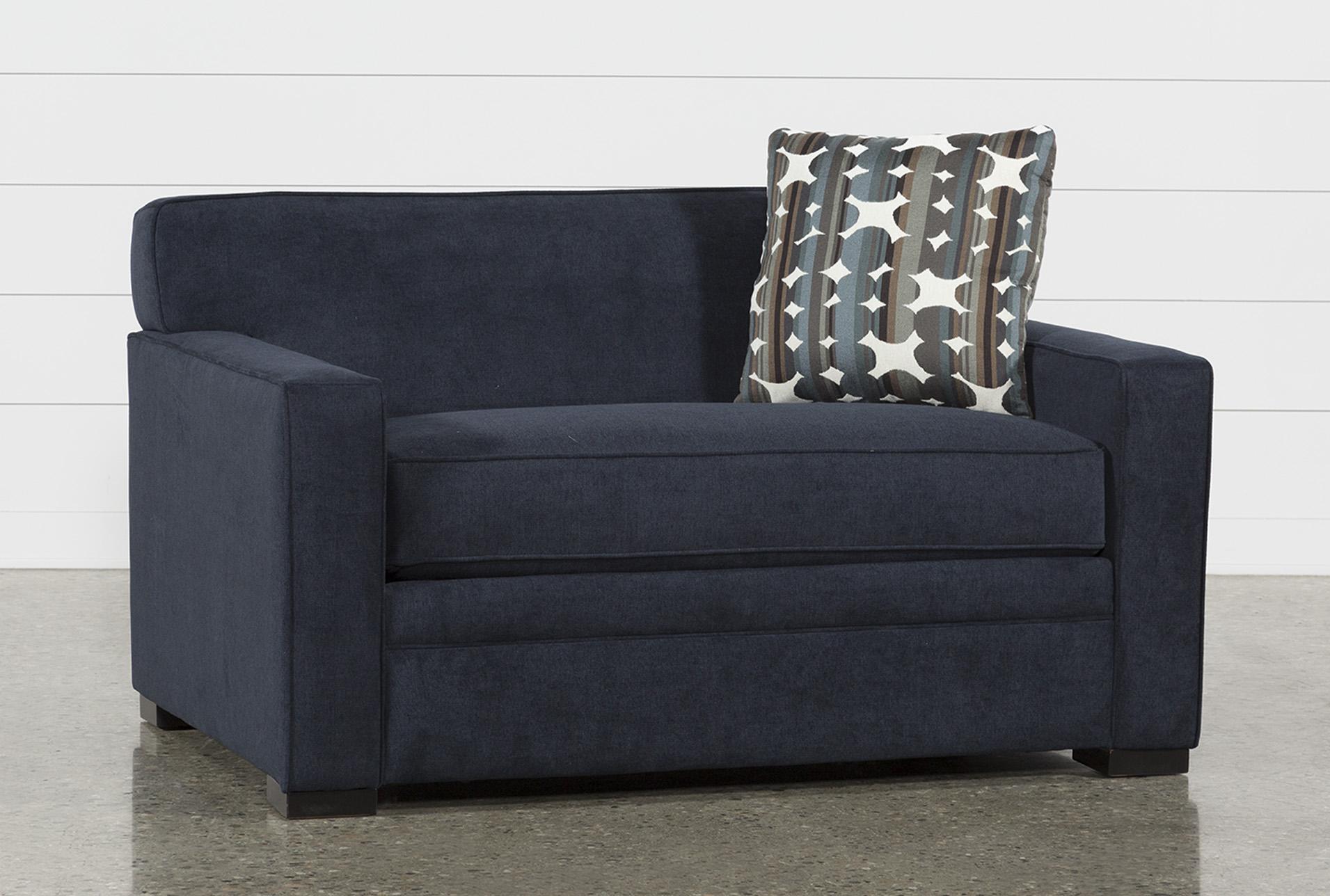 Ethan II Pillow Top Twin Sleeper   Living Spaces