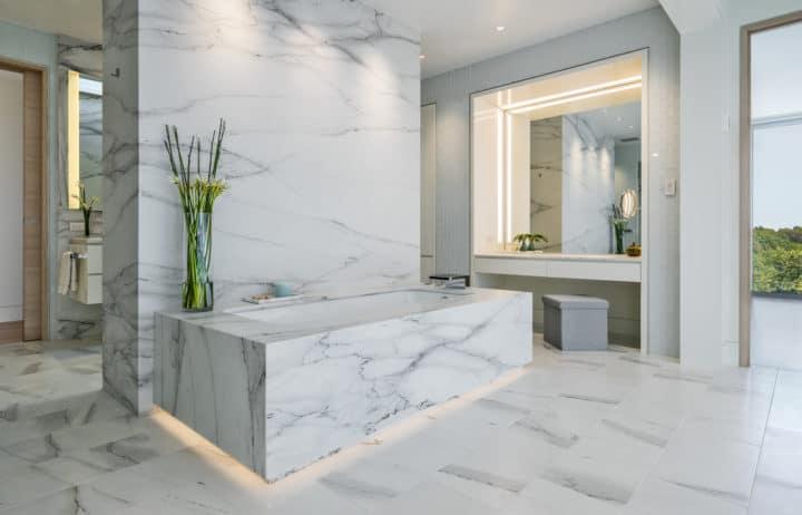 Luxury Bathroom Design | Cumar