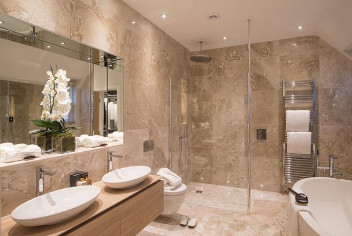 Luxury Bathroom Design For A Classy House