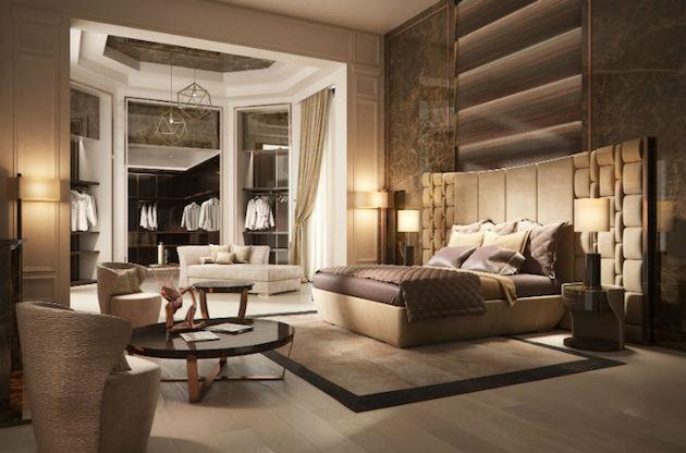 6 Luxury Bedrooms With Modern Bedroom Chairs Trending Next Season