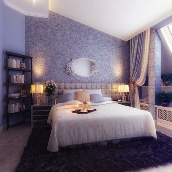 Luxury-Bedrooms-in-a-Traditional-Style-5 | Home Design, Garden
