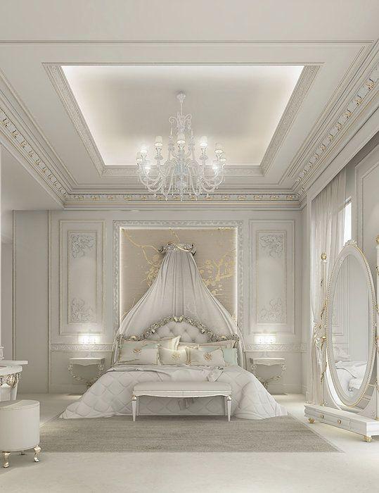 Luxury bedroom Design - IONS DESIGN www.ionsdesign.com | ALL HOME