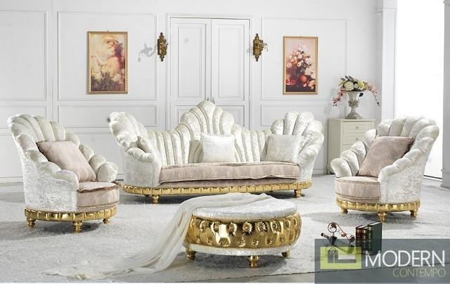 Enclave - Exclusive European Luxury Sofa Set