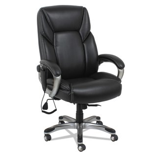 Heated Massage Office Chair   Wayfair