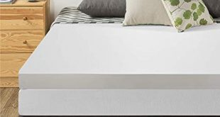 Amazon.com: Best Price Mattress 4-Inch Memory Foam Mattress Topper