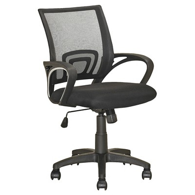 Workspace Mesh Back Office Chair Black - CorLiving : Target