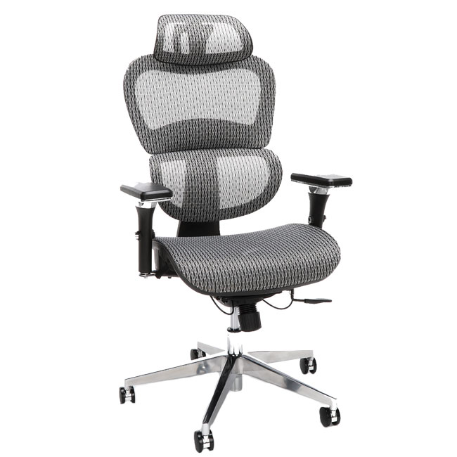Ofm Ergonomic Mesh Office Chair With Headset - 540 | Mesh Office