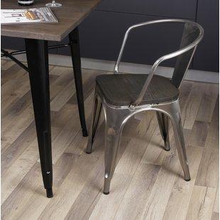 Tall Metal Farmhouse Chairs | Wayfair