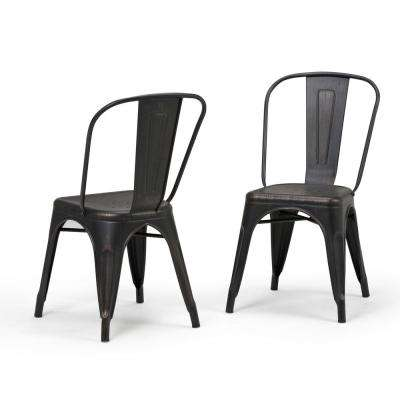 Metal - Dining Chairs - Kitchen & Dining Room Furniture - The Home Depot